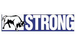 Strong Badge Case Logo
