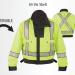 Preserver Jacket system