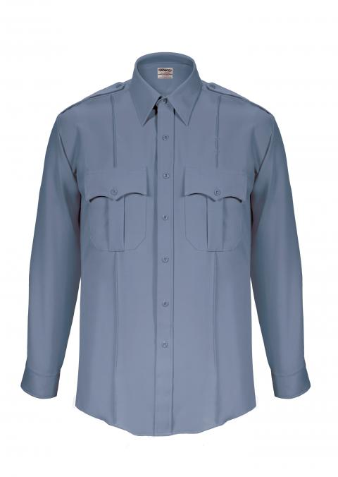 Textrop2 French Blue Shirt