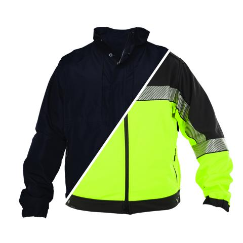 HiVis Reversible Soft Shell