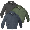 Shield jackets, 3 colours